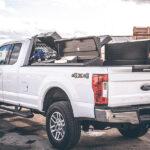 Low Side Aluminum Truck Tool Box