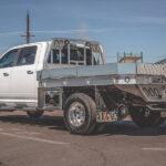 Custom Flatbed Aluminum 16
