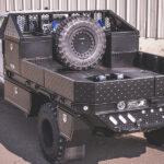 Custom Flatbed Aluminum 12