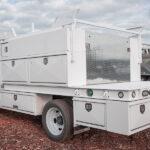 Custom Flatbed Aluminum 10