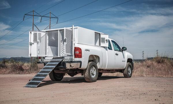 Custom Truck Dog Box