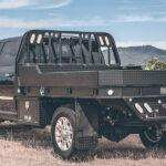 Custom Flatbed Aluminum 7