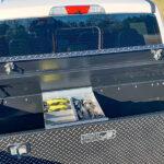 5th Wheel Truck Bed Tool Box Leopard Finish