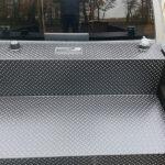 Custom L Shaped Fuel Tank