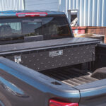 Low Profile Truck Tool Box with Gladiator Finish