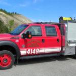 Custom Flatbed Brush truck