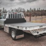 Strongback Aluminum Flatbed 6