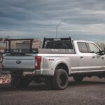 9039_pickup-pack-pro_black_shaved_work-site_truck-slide_silver_dually_ford_fx4_4.11.18_1