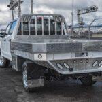 Strongback Aluminum Flatbed 2