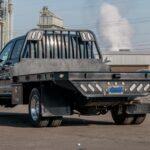 Strongback Aluminum Flatbed 1