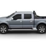 Beast Black Truck Headache Rack on Ford F150 Right