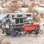 Custom Camper Flatbed Overlander