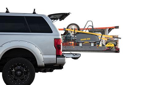 hpi XT2000 pickup truck slide