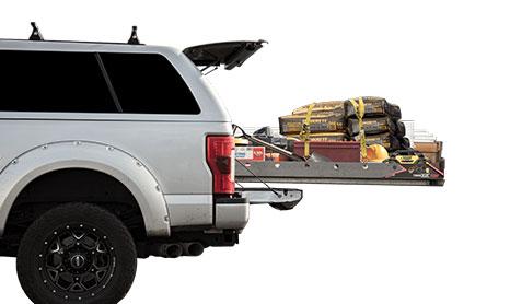 hpi XT4000 pickup truck slide