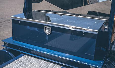 hpi custom pickup truck top lid toolbox