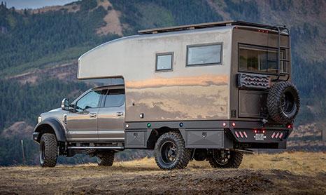 hpi custom pickup truck camper bed flatbed
