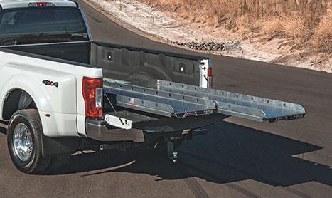 hpi custom pickup truckslide