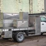 hpi custom truckslide on service body
