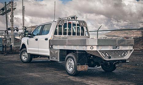 hpi pickup truck flatbed