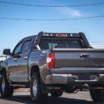 Beast Full Mesh Headache Rack on Toyota Tundra 10