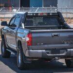 Beast Full Mesh Headache Rack on Toyota Tundra 2