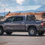 Beast Full Mesh Headache Rack on Toyota Tundra 7