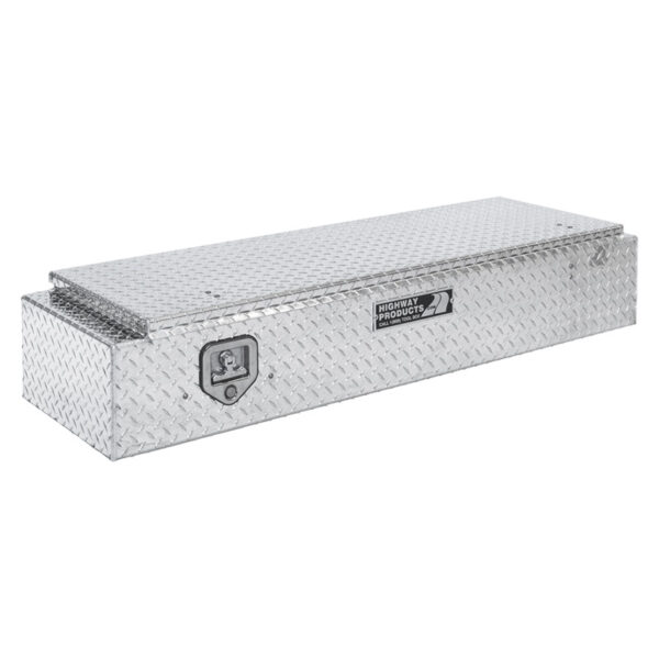 Diamond Plate Lid and Base Left Closed 1