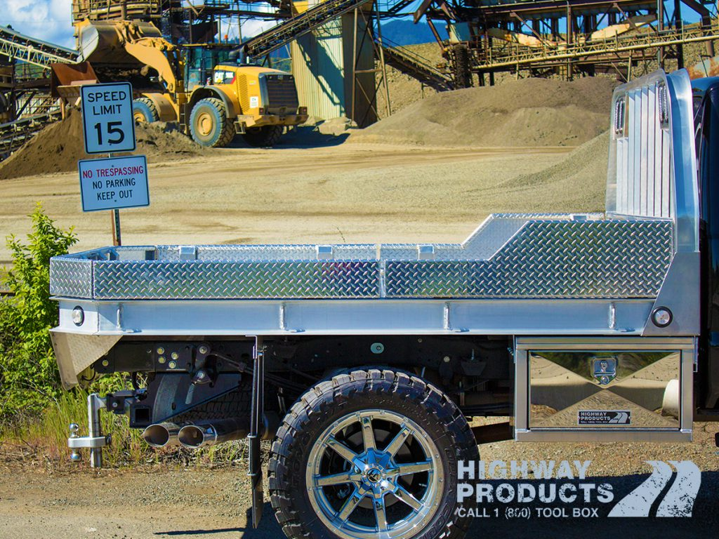 Highway Products Truck Flatbeds