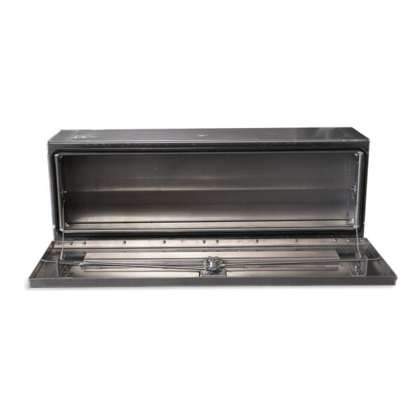Smooth Aluminum Door and Base single front side open