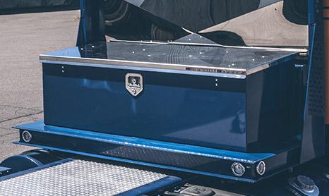 hpi custom semi box