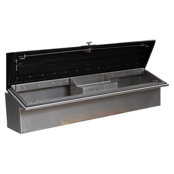 hpi gladiator lid smooth aluminum base left side open